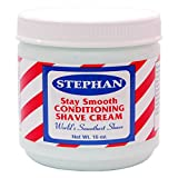 Stephans Stay Smooth Conditioning Shave Cream [16 oz.] (pack of 6)