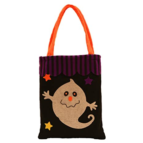 LAAT Bolsas de Caramelo Halloween Decoración de Halloween ...