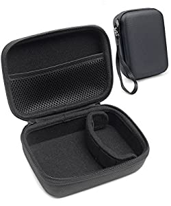 Borescope Camera Case for Depstech USB, Wireless Endoscope, also for Goodan, Shekar, Pancellent, Fantronics, Sokos, BlueFire with pockets for accessories like USB, Side View Mirror (Black)