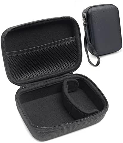 Borescope Camera Case for Depstech USB, Wireless Endoscope, also for Goodan, Shekar, Pancellent, Fantronics, Sokos, BlueFire withpockets for accessories like USB, Side View Mirror (Black)
