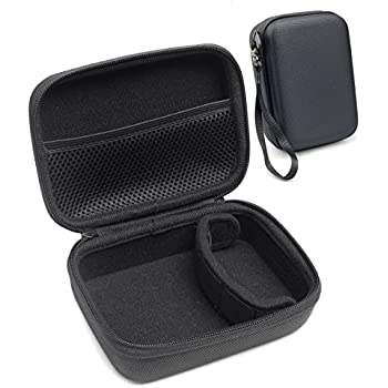 Borescope Camera Case for Depstech USB, Wireless Endoscope, also for Goodan, Shekar, Pancellent, Fantronics, Sokos, BlueFire, Smart Divider, Pockets for accessories like USB, Side View Mirror (Black)