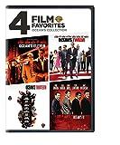 4 Film Favorites: Ocean's Collection (Ocean's 11 (1960), Ocean's Eleven (2001), Ocean's Twelve, Ocean's Thirteen)
