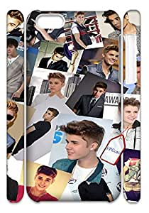 Justin Bieber Case for Iphone 5C(3D),Justin Bieber phone Case for Iphone 5C(3D).