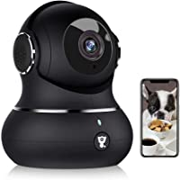 Indoor Wireless Security Camera, [2020 Newest] Littlelf Smart 1080P Home WiFi IP Camera for…