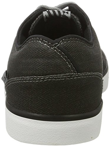 Vbk Men's Vintage Black Shoes Volcom Skateboarding Govna Black UAd8zw