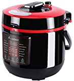 10 quart crockpots slow cooker - Aobosi 6Qt 8-in-1Multi-functional Electric Pressure Cooker,Slow Cooker,Rice Cooker,Yogurt Maker,Free Steamer Rack, Cookbook and Extra Sealing Ring | Stainless Steel Cooking Pot