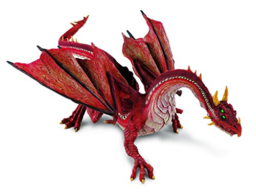 Safari Ltd Mountain Dragon Realistic Hand Painted Toy Figurine for Ages 4 and -