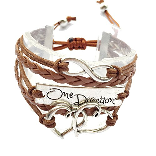 one direction charm bracelet - 6