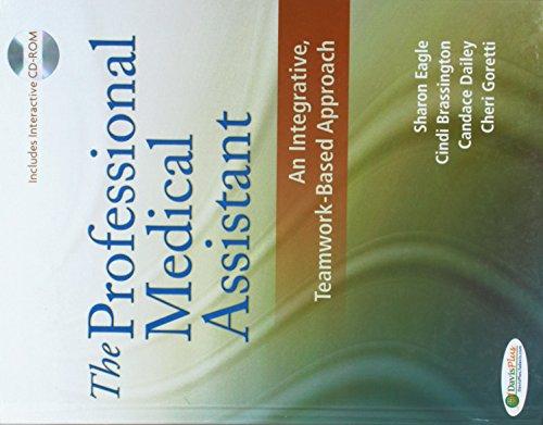 Pkg: Professional Medical Assistant & Professional Medical Assistant Workbook & ACTIVSim