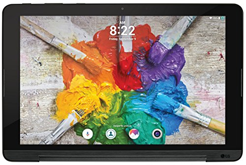 LG Electronics LG Gpad X II 10.1 Unlocked LTE Tablet - (Black)