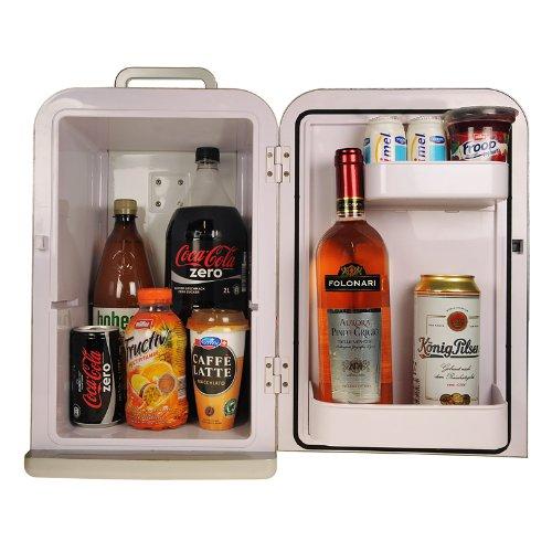 Amazon.es: 12V/230V MOBIFRIDGE Mini nevera refrigerador portátil ...