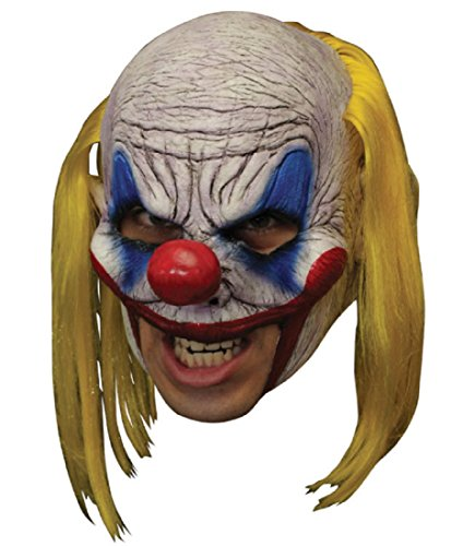 Clooney Clown Chinless Dlx (Chinless Mask)