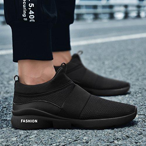 De Sur Hommes L Solshine Maille Baskets Chaussures Glisser Les Sport pxaX1
