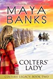 Colters' Lady (Colters' Legacy) (Volume 2)