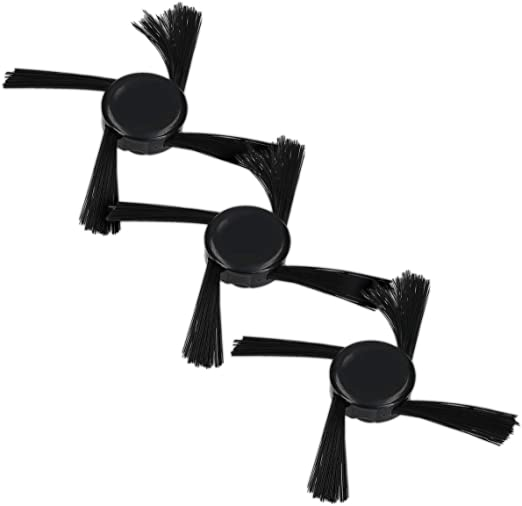 kwmobile Set de 3 cepillos Laterales de Repuesto para Neato Botvac ...