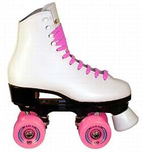 Amazon Com Dominion 274 Motion W Roller Skates Womens Size 8 Inline Skates Sports Amp Outdoors