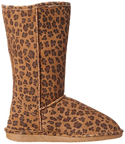 Leopard Womens Emma High Fashion Boot Hickory Leopard