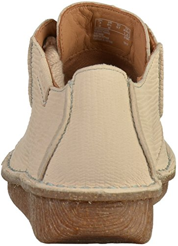 Clarks Damen Funny Dream Schuhe White (26132337)