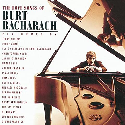 Love Songs of Burt Bacharach (Love Songs Aretha Franklin)