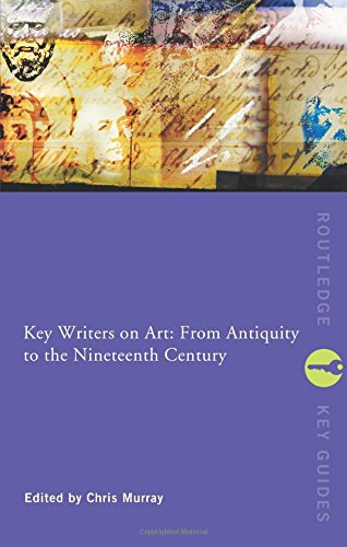 Key Writers on Art: From Antiquity to the Nineteenth Century (Routledge Key Guides)
