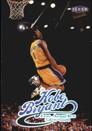 1998-99 1998 Fleer Ultra Basketball Card #61 Kobe Bryant