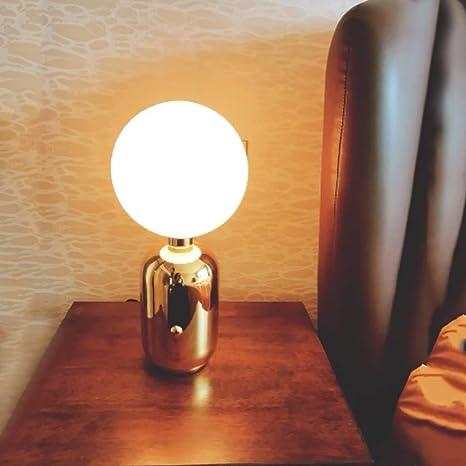 Art Deco Table Lamp Nordic Modern Desk Lamp Metal Lamp