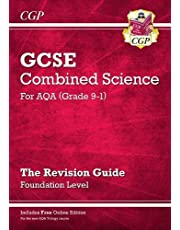 Grade 9-1 GCSE Combined Science: AQA Revision Guide with Online Edition - Foundation (CGP GCSE Combined Science 9-1 Revision)