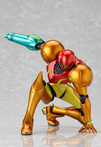 Good Smile Metroid: Other M Samus Aran Figma Action Figure(Discontinued by manufacturer)