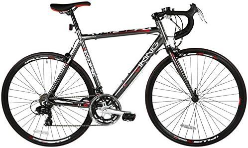 Viking ECLIPSE de aleación de bicicleta de carretera – 56 cm ...