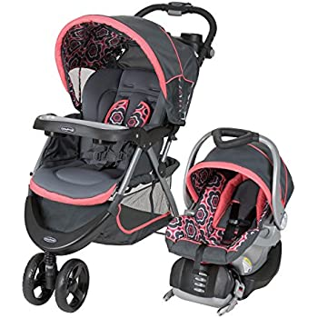 Amazon Com Disney Amble Quad Travel System Mickey