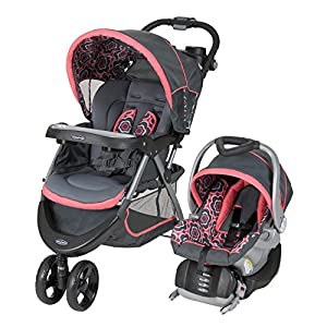 Baby Trend Nexton Travel System – Coral Floral