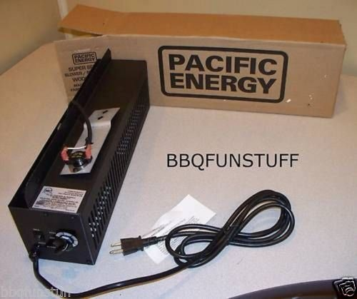 Pacific Energy Wood Burning Stove Blower Kit Wodc Blow Factory Original Fan