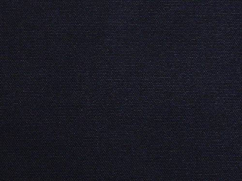 Organic Cotton Canvas Duck Fabric - Navy - 20 Yards by Organic Cotton Plus