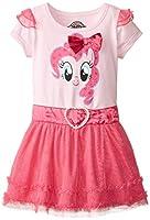 My Little Pony Girls' Dress with Ruffles...