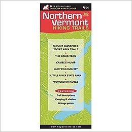Northern Vermont Hiking Trail: 9781890060220: Amazon.com: Books
