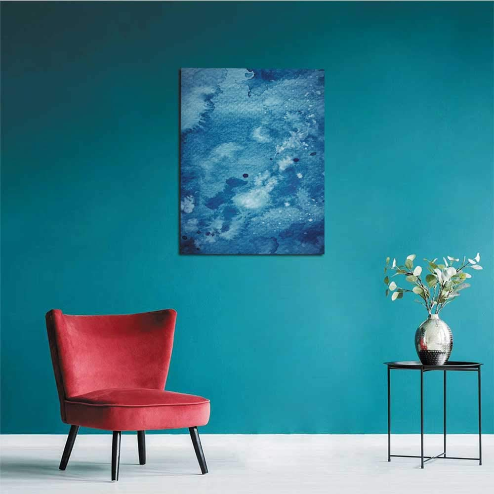 longbuyer Photo Wall Paper Abstract Watercolor Background Mural 24x32