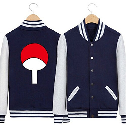 Naruto Uzumaki Naruto Baseball Jacket Cartoon Anime Cotton Men s Women s  Cosplay Baseball Jersey Uniform  5c06fa77c0