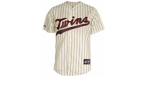 new product c4f1f a5e5a Amazon.com : VF Minnesota Twins Throwback Pinstripe MLB ...