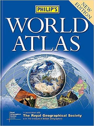 Philip's World Atlas: Hardback: Amazon co uk: Philip's Maps