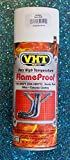 VHT SP101 Exhaust Flameproof Flat White High Temp