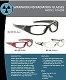 X-ray Radiation Leaded Protective Eyewear in