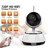 Lascom India PTZ HD 1.3MP Wireless IP Network CCTV Camera Two way Audio P2P Security Surveillance Camera Night Vision IR Baby Monitor Motion Detection Alarm