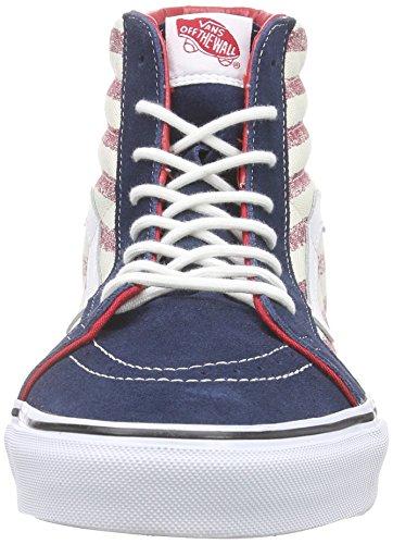 VansU SK8-HI REISSUE - zapatillas deportivas altas Unisex adulto Varios Colores - Mehrfarbig ((Americana) dress blues)