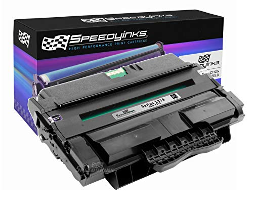 (Speedy Inks Compatible Toner Cartridge Replacement for Dell 1815dn High Yield (Black,))