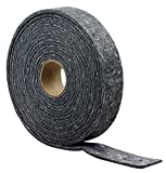M-D Building Products 03335 M-D Economical Multi-Purpose Weather-Strip, 17 Ft L X 5/8 in W 3/16 in T, Felt, Gray