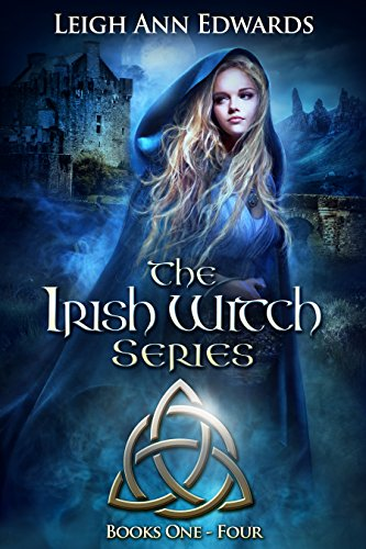 The Irish Witch Series : Books 1 - 4