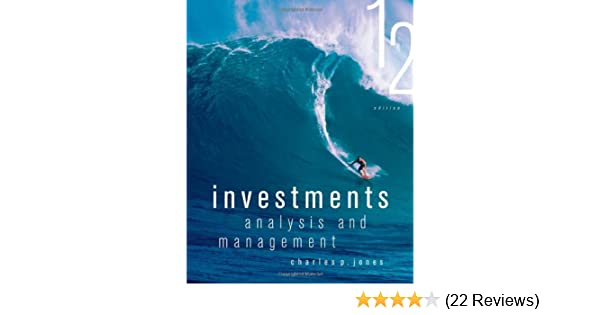 investment by charles p jones 11th edition pdf free download