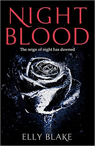 Image result for nightblood book