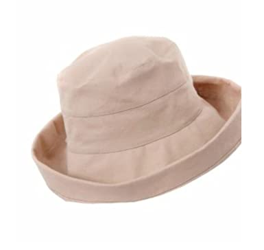 3e0434dfc Ladies Adjustable Cotton Sun Hat (A120) Holiday/Beach