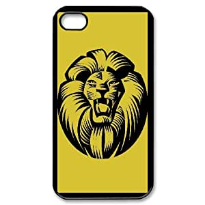 iPhone 4,4S LION Theme Phone Shell